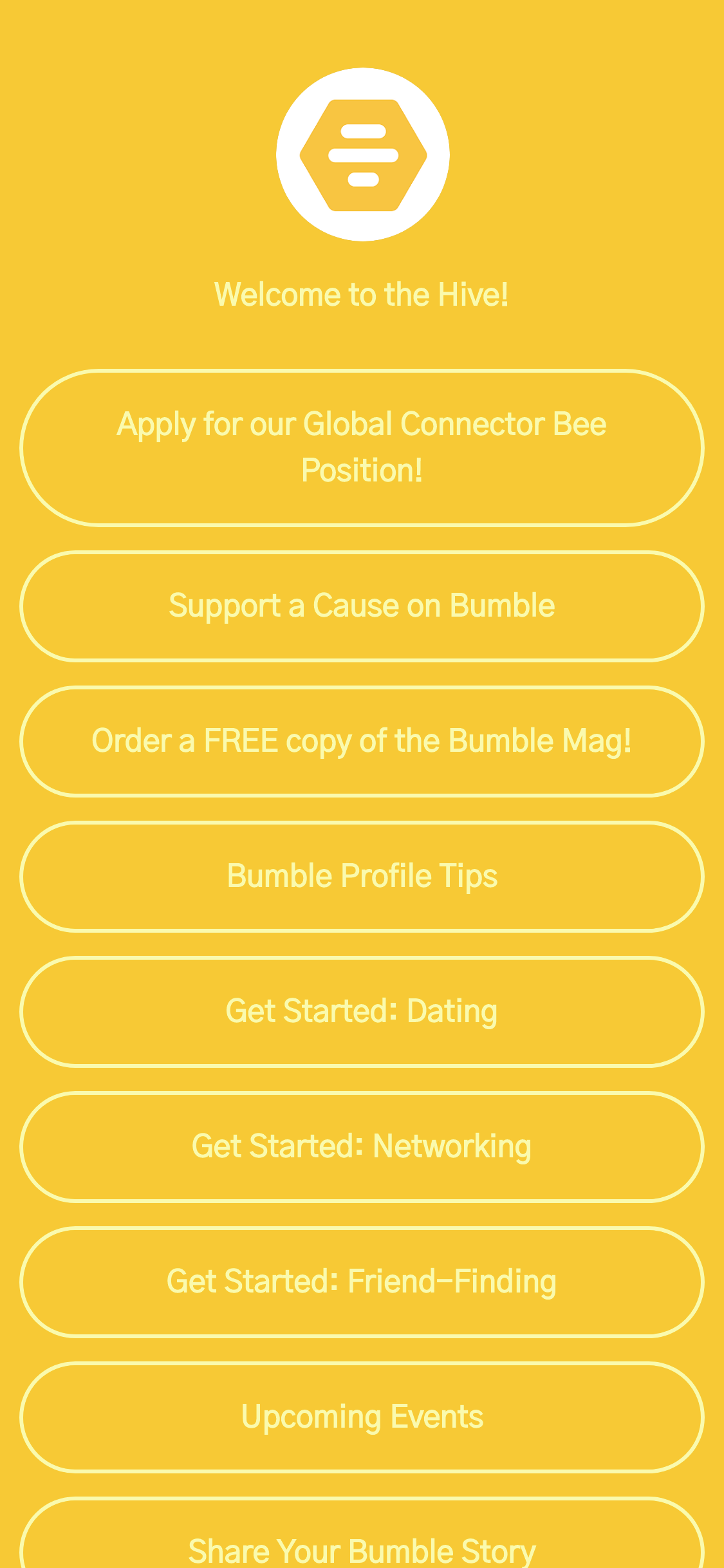 linktree bumble