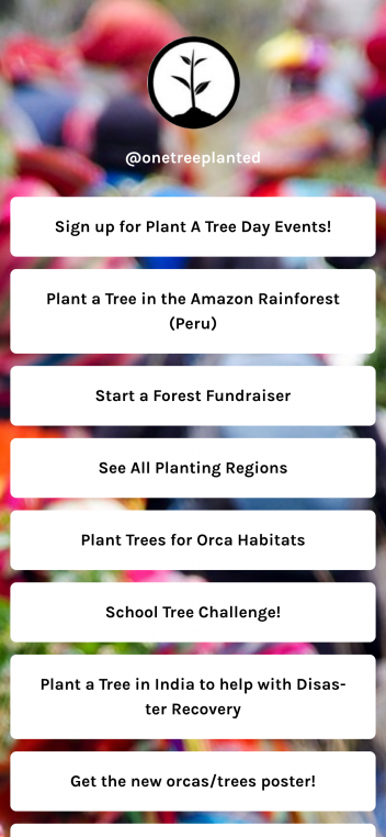 charity Linktree