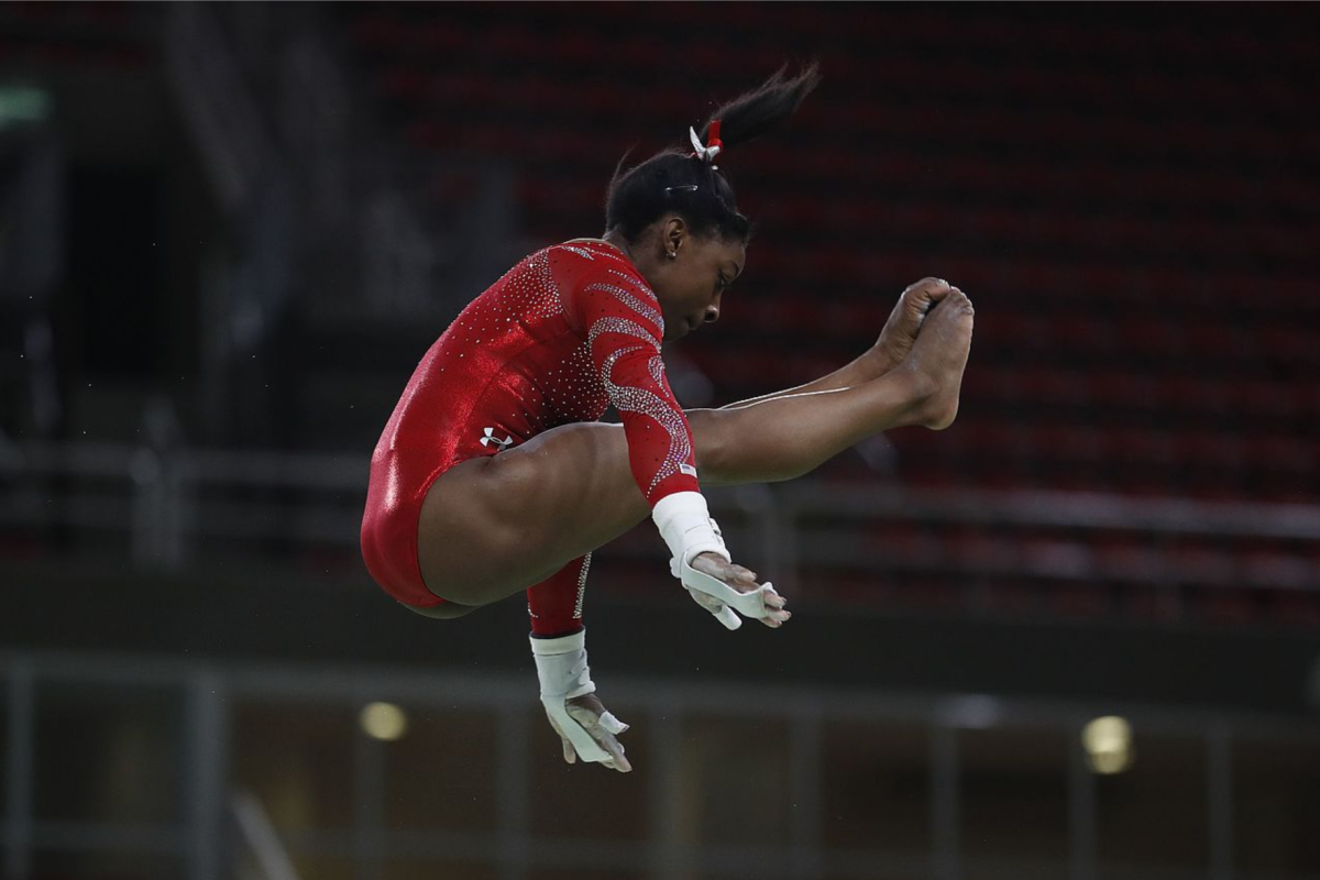 Simone Biles received support from mental health communities following her dropping out of the Olympics