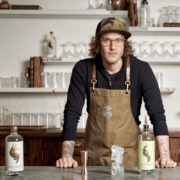 Seedlip founder Ben Branson is leading the non-alcoholic movement.