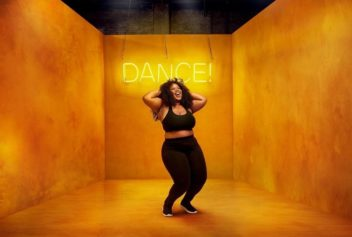 Trina Nicole is the owner of body inclusive dance studio The Curve Catwalk